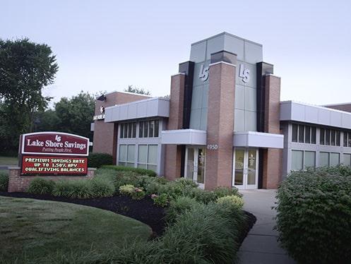 Snyder Lake Shore Savings Bank Location